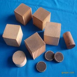 钯触媒工业边角料促进点燃处理剂堇青石非金属分蜂白瓷触媒