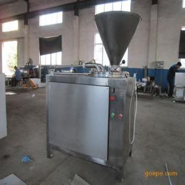不锈钢灌肠机 全自动液压灌肠机 自动打结灌肠机器