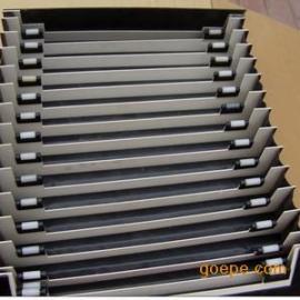 机床导轨风琴式防护罩