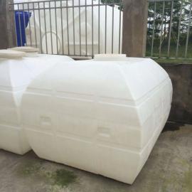 【新品】渭南5吨园林绿化运输储罐5方卧式储罐哪里买