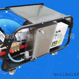 沃力克 WL3521工业型高压清洗机冷凝器设备清洗除垢!