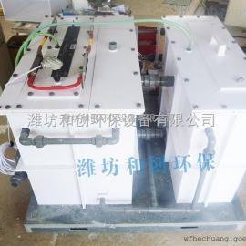 电解大颗粒粗盐二氧化氯消毒发生器装置