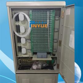 落地式288芯光缆交接箱又称288芯光交箱常规规格