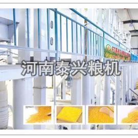农作坊玉米渣子加工机,小型玉米脱皮制糁机,玉米磨粉机设备