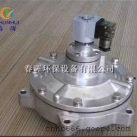 DMF-Y-40淹没式电磁脉冲阀安装在主油路减振器背压油路中的原因