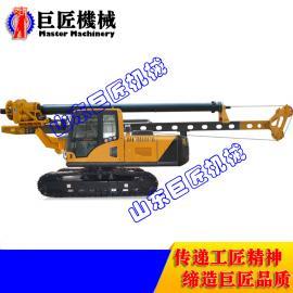 XWDJ-15履带旋挖钻机动力足 履带式机锁杆旋挖钻机厂家