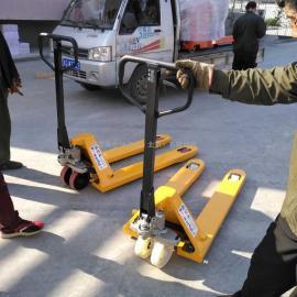 批发3吨手动叉车 液压车 手动搬运车 手动液压搬运车 地牛