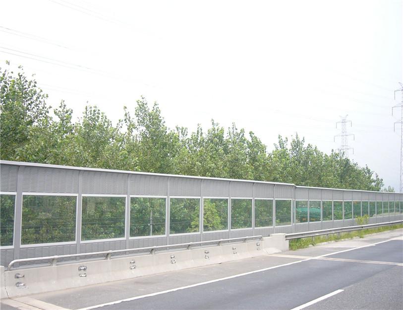 公路声屏障隔音板