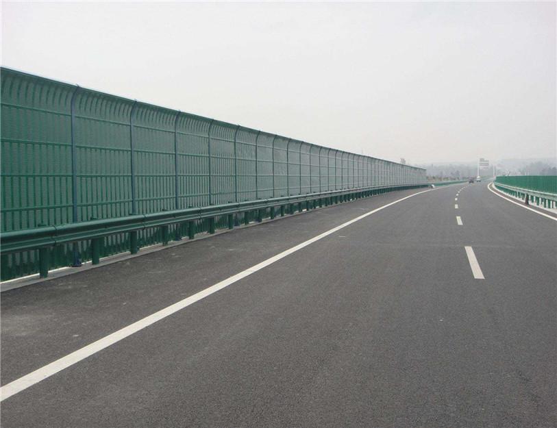 高速公路金属声屏障
