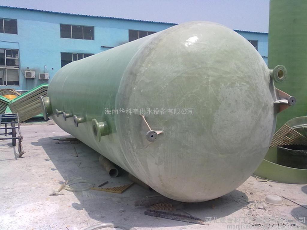 海南新型材料环保型机械缠绕玻璃钢化粪池