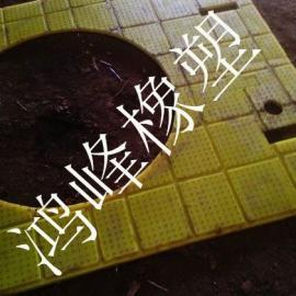 鸿峰专业生产ZP175、ZP275、ZP375聚氨酯钻井平台防滑垫