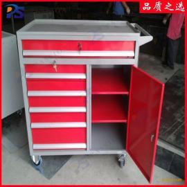 车间工具柜 移动铁皮工具柜价格
