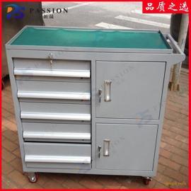 工具柜组合式 带挂板移动五金工具柜