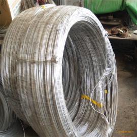 深圳316不锈钢三角线调直、中硬压扁线加工、不锈钢线生产商