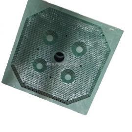 高效增强聚丙烯厢式隔膜板框压滤机专用滤板