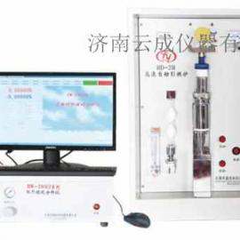供应HW-2002D引燃炉红外碳硫分析仪