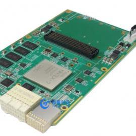 基于FMC接口的Kintex-7FPGA 处理器数据预处理3U PXIE板卡