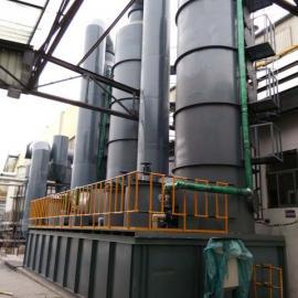 中信戴卡轮毂制造有限公司熔铝烟尘治理环保设备