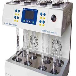 1200型全自动CODcr回流消解仪