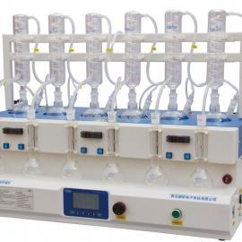 6000型全自动智能蒸馏仪