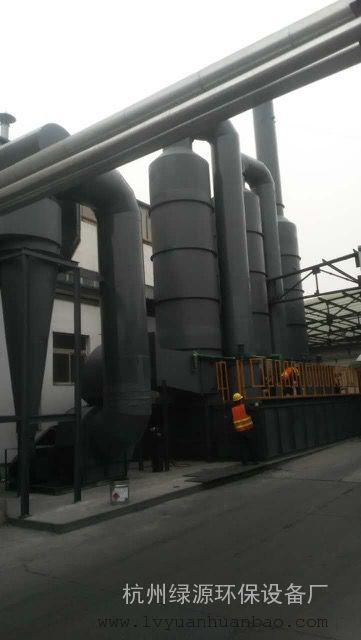 铝钛硼烟气处理净化工程