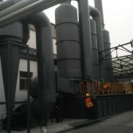铝钛硼烟气净化工程