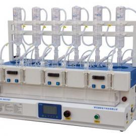 6000B型游离甲醛蒸馏仪