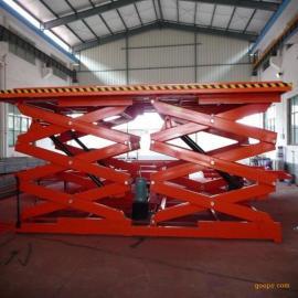 迦勒高品质SJG1-1.7电动式升降机西安液压式升降台安装