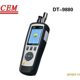 DT-9880M是CEM华盛昌DT-9881M是空气质量检测仪