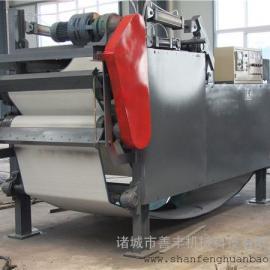 啤酒厂生化污泥处理带式压滤机