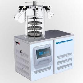 -80℃冷冻干燥机(多歧管压盖型)可加热可做冻干曲线