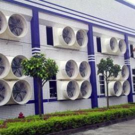 A园艺温室通风降温设备-屋顶电动风机