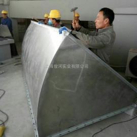 广州佛山专业制造不锈钢烟囱,不锈钢防火阀,不锈钢调节阀