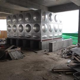 不锈钢水箱、水箱价格,找华腾达水箱厂二次供水设备生产与销售