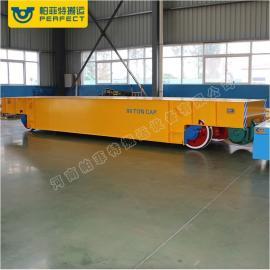 消防器材运输车30吨运输车轨道平板车牵引车过跨车