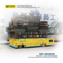 60吨 转弯式轨道运输车起重机配套使用电动轨道平车电量显示