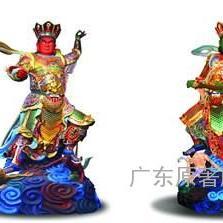 东莞原著佛像厂家供应寺庙佛像雕塑 四大天王雕塑批发