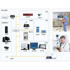 护士站主机 医护对讲系统 病床呼叫对讲系统 可视对讲主机