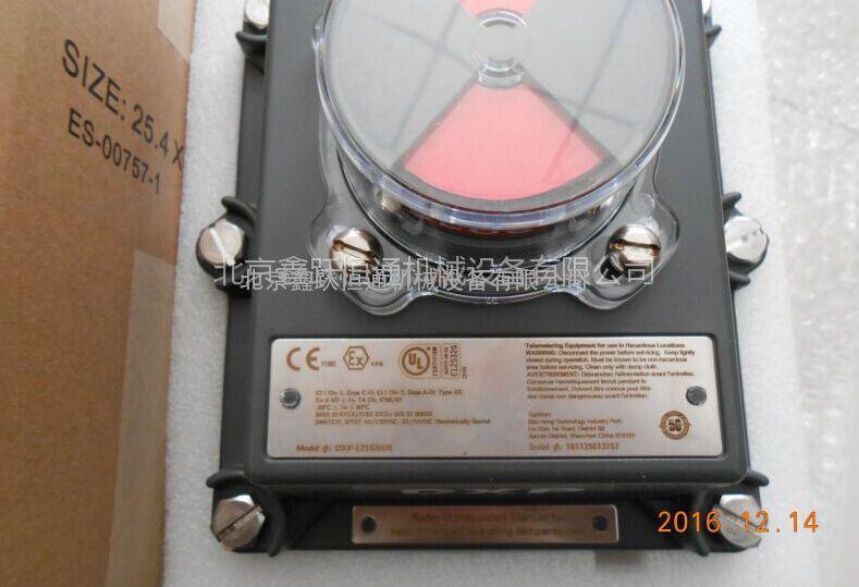 TOPWORX阀门指示器 DXP-L21GNEB