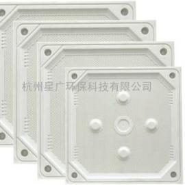 专用增强聚丙烯加厚滤板厂家直销