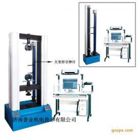 防水卷材电子拉力试验机厂家找济南普业质量可靠服务周到