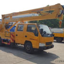 重庆五十铃18米高空作业车