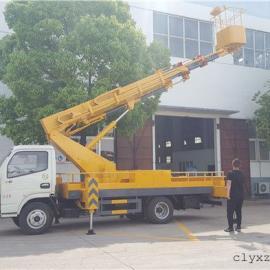 东风江铃五十铃16米高空作业车