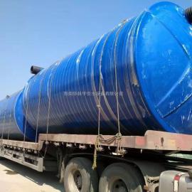 海南一体化生活污水处理设备