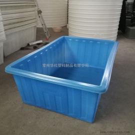 北京K1200L华社塑料方箱推布车布草车食品级行业领先