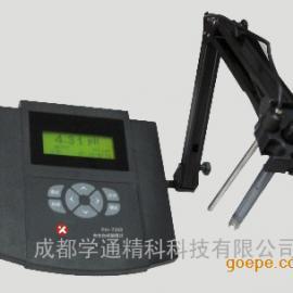 PH-7200中文�_式酸度�