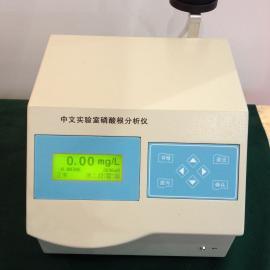实验室中文台式硅酸根分析仪