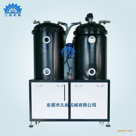 广东供应双组份环氧树脂自动配比灌胶机不锈钢压力桶点胶设备