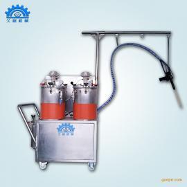 *生产双组份AB灌胶机硅胶自动混合灌注机果冻粉扑灌胶机