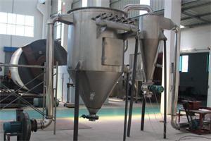 供应旋转闪蒸干燥机- 烘干机